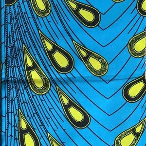 Other - African Wax Print Fabric